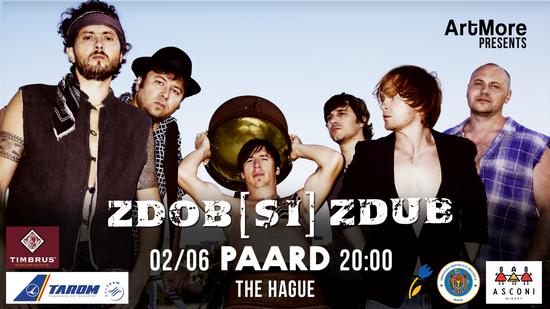 Zdob si Zdub in the Hague